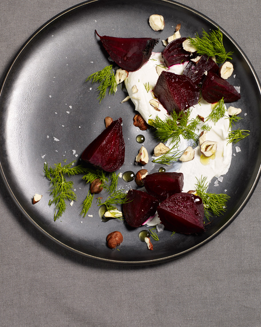 beet salad : eat your heart out