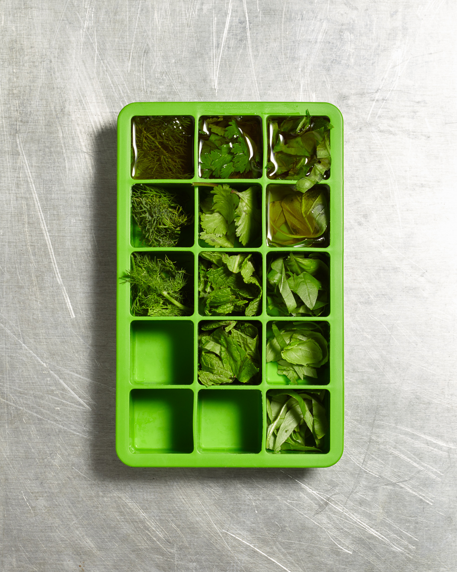 herb storage | eat your heart out